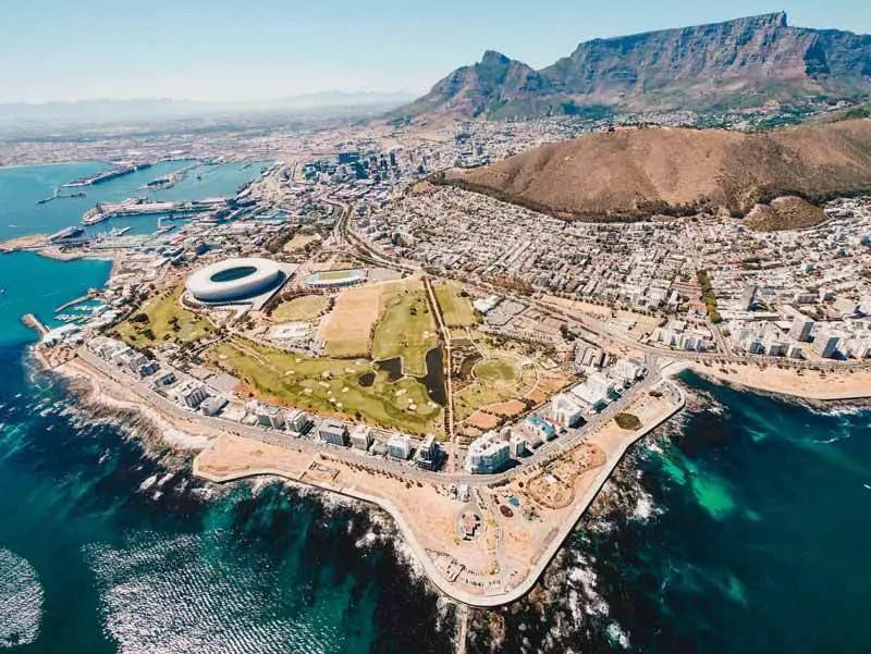 Reiseziele Januar Südafrika Kapstadt