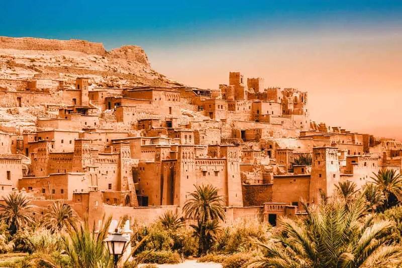 Reiseziele Juli Marokko