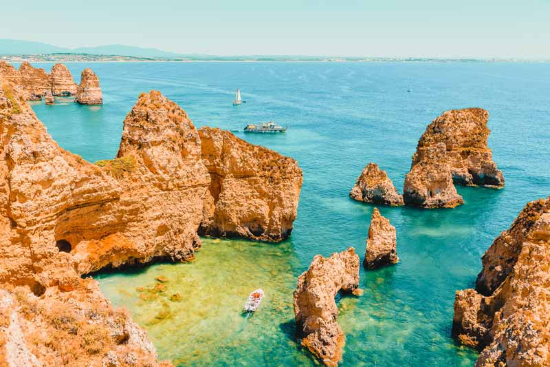 Reiseziele Juli Portugal