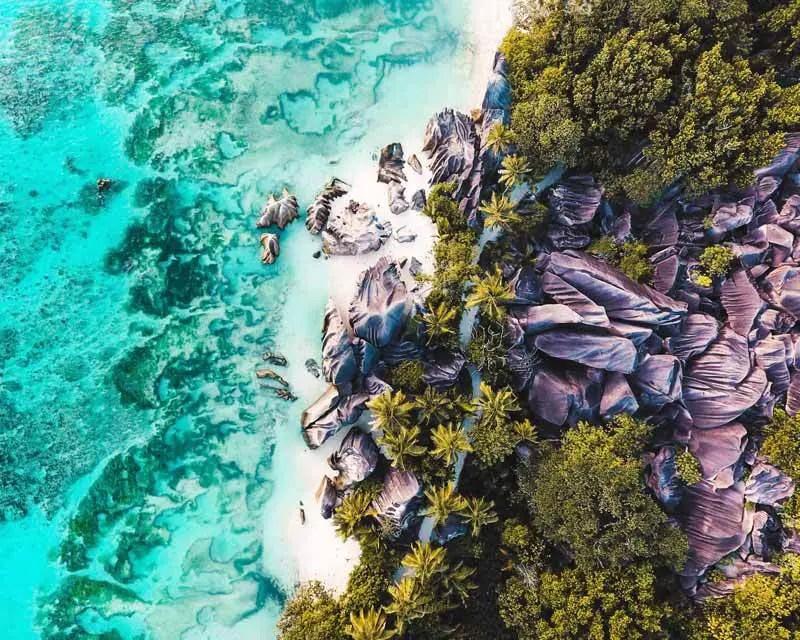 Reiseziele Juli Seychellen