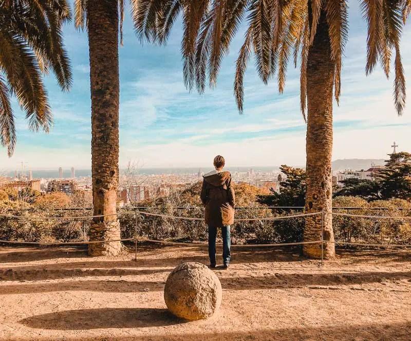 Reiseziele März Barcelona
