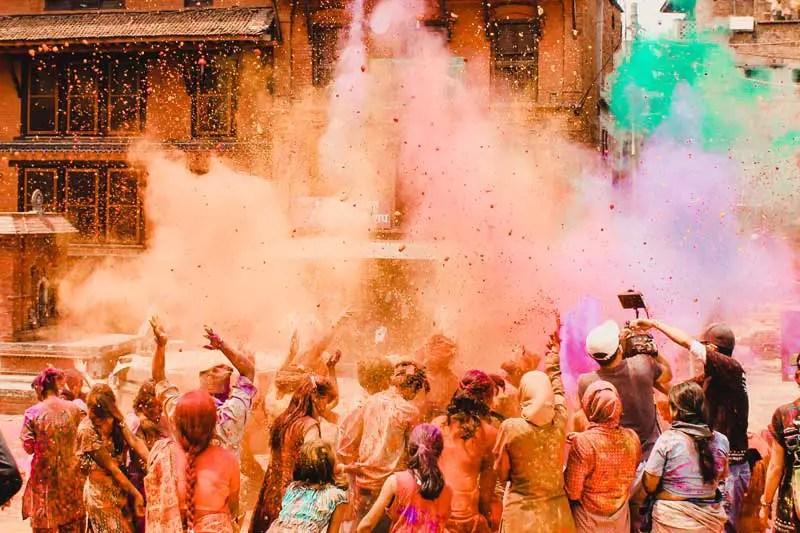 Reiseziele März Indien