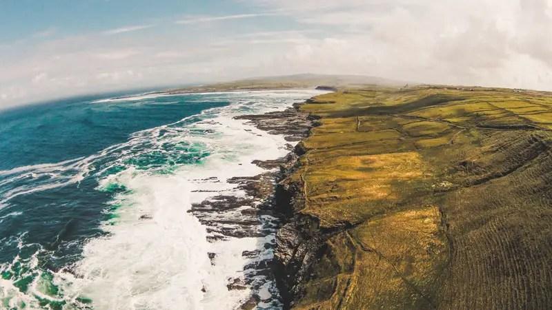 Reiseziele März Irland