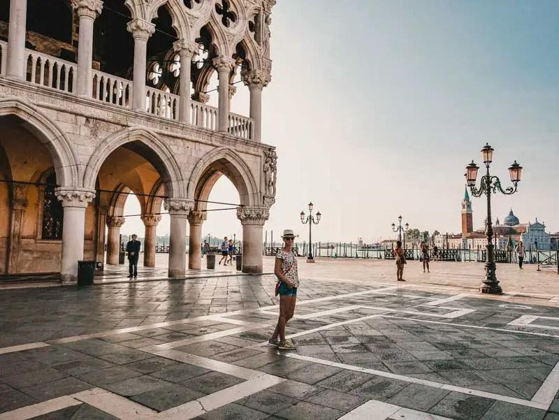 Reiseziele November Venedig