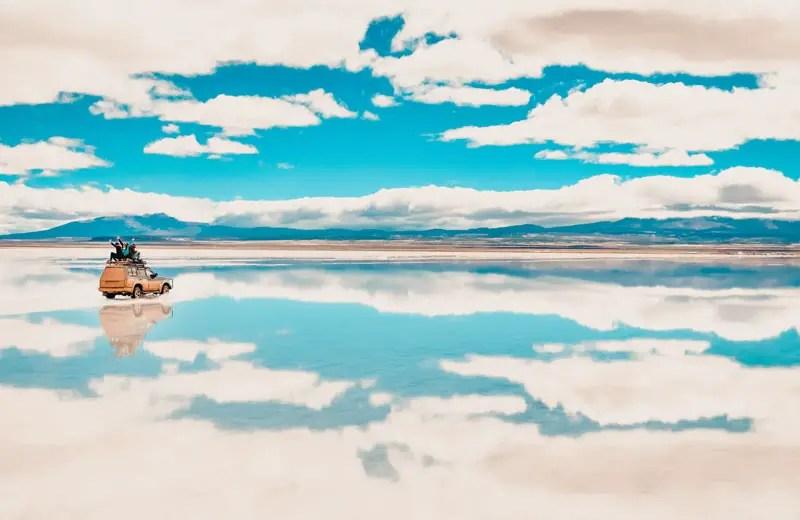 Reiseziele September Bolivien
