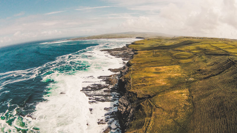 Reiseziele September Irland
