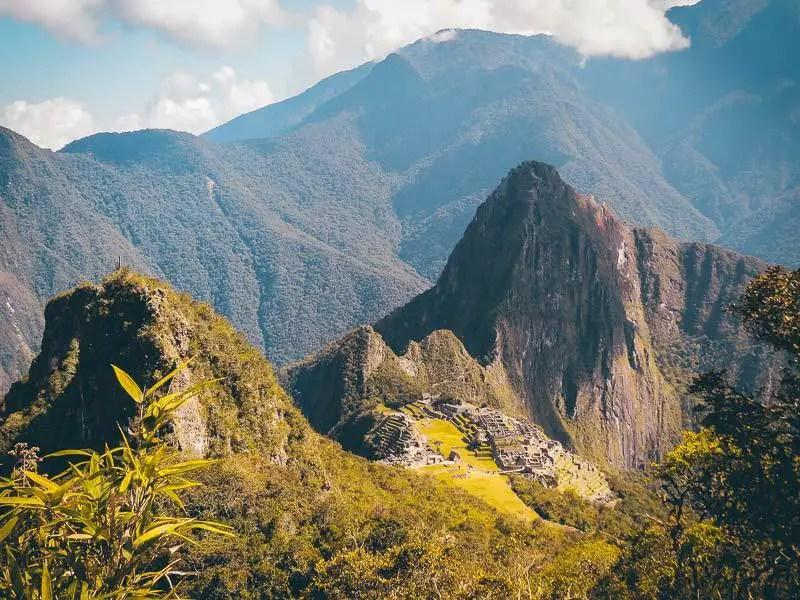 Reiseziele September Peru