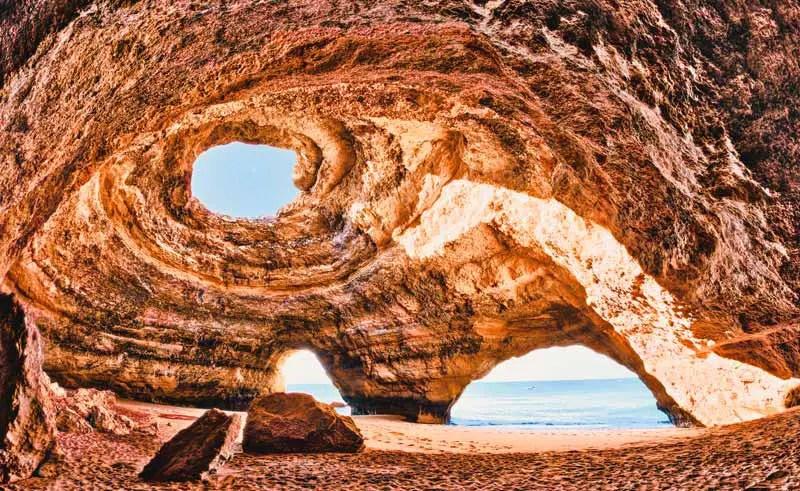 Reiseziele September Portugal Algarve