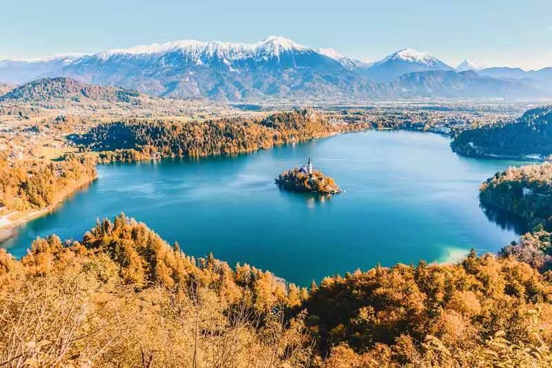Reisetipps 2019 Slowenien