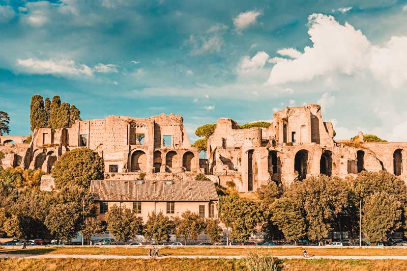 Rom Sehenswürdigkeiten Circus Maximus