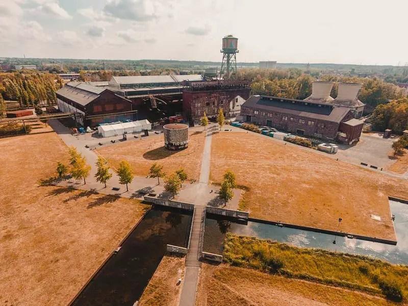 Ruhrgebiet Sehenswürdigkeiten Jahrhunderthalle