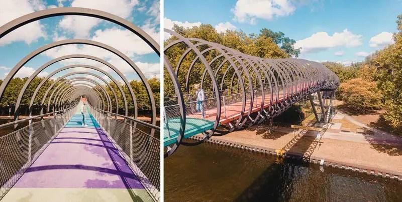 Ruhrgebiet Sehenswürdigkeiten Slinky Springs to Fame
