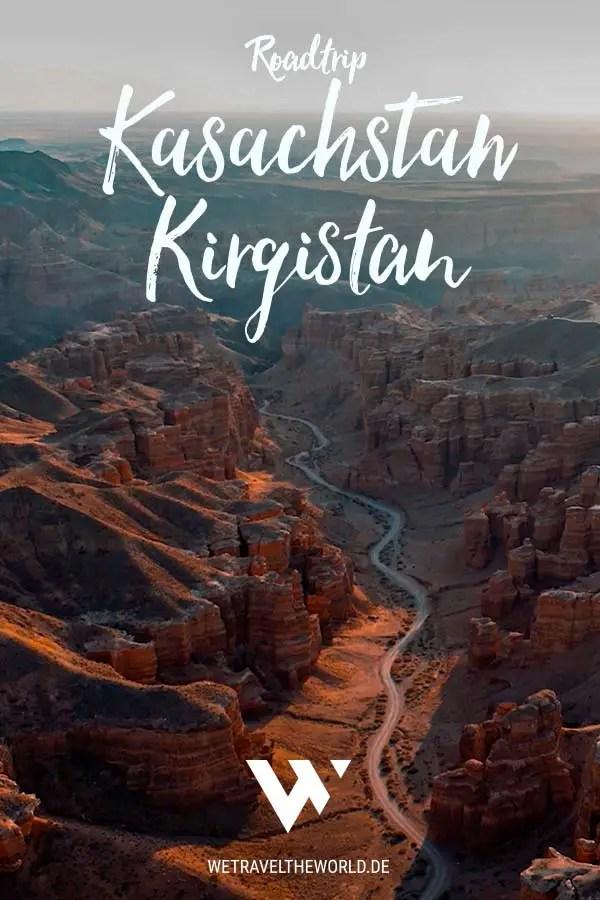Rundreise Kasachstan Kirgistan 14 Tage – Reisetipps & Highlights #roadtrip #kyrgyzstan #kazakhstan #kirgisistan