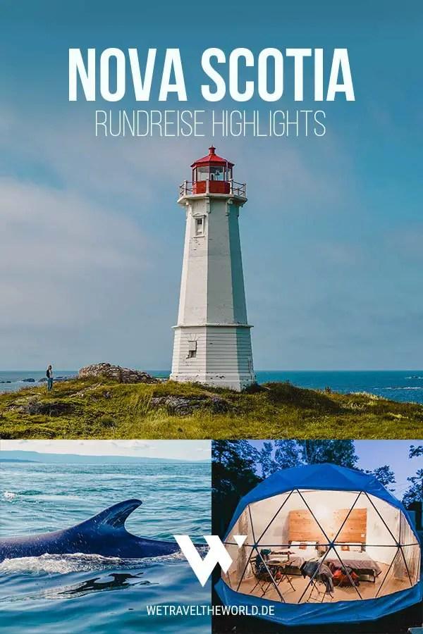 Nova Scotia Rundreise Kanada – die besten Cape Breton Island Tipps #kanada #reiseziele