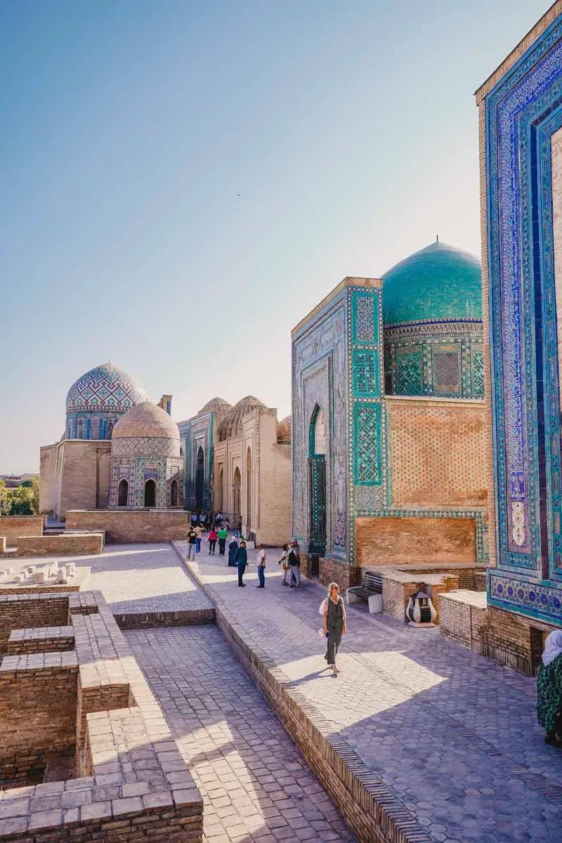 Samarkand – Usbekistan Rundreise – Usbekistan Sehenswürdigkeiten