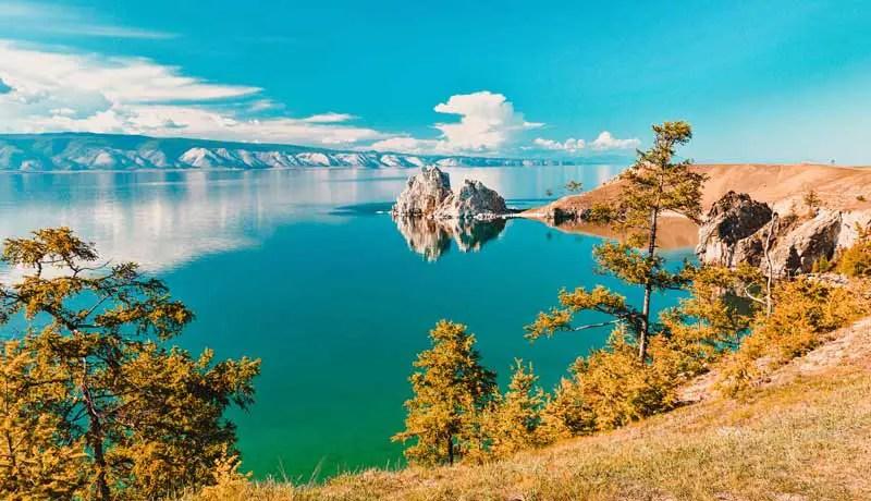 Russland Sehenswürdigkeiten, Highlights und Reisetipps baikalsee