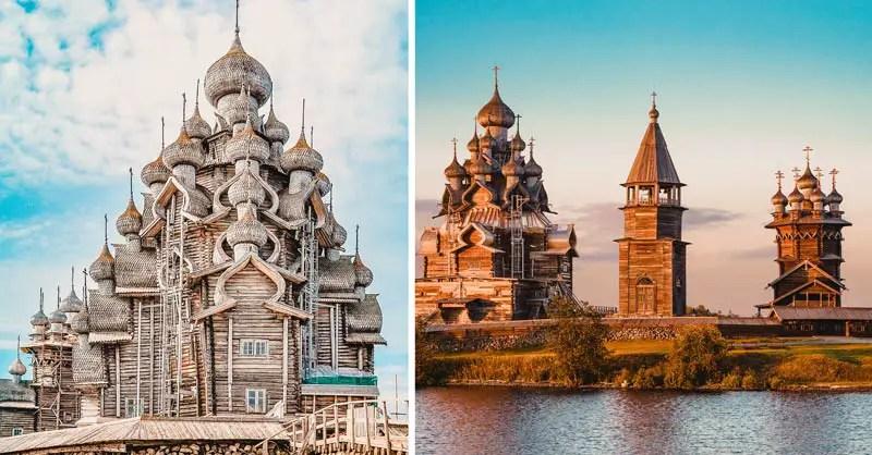 Russland Sehenswürdigkeiten, Highlights und Reisetipps Kischi