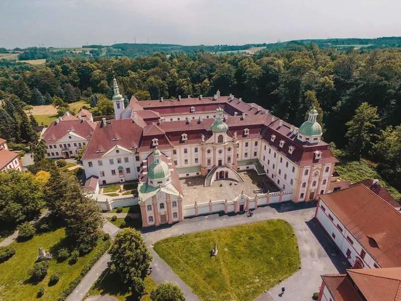 Attracties in Saksen Klooster St. Marienthal