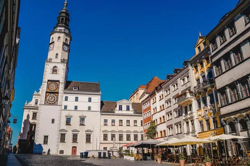 Saksen Attracties Görlitz