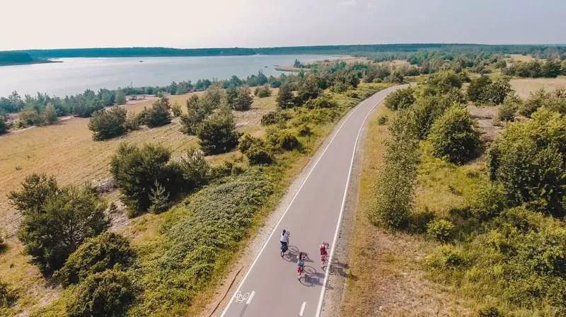 Saksen Attracties Lusatian Lakeland