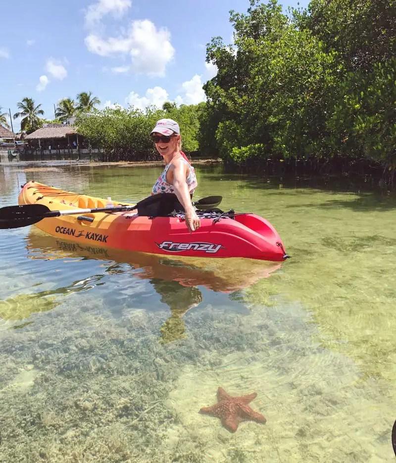 Florida Keys Seestern