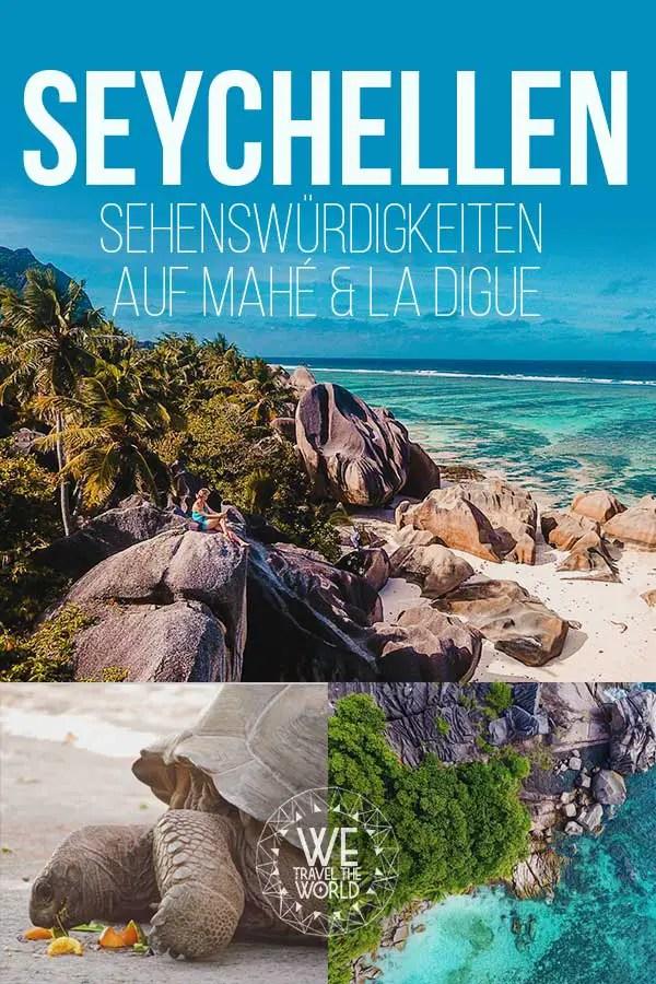 Die besten Seychellen Sehenswürdigkeiten – auf Mahé & La Digue #reiseziele #traumstrände #inspiration