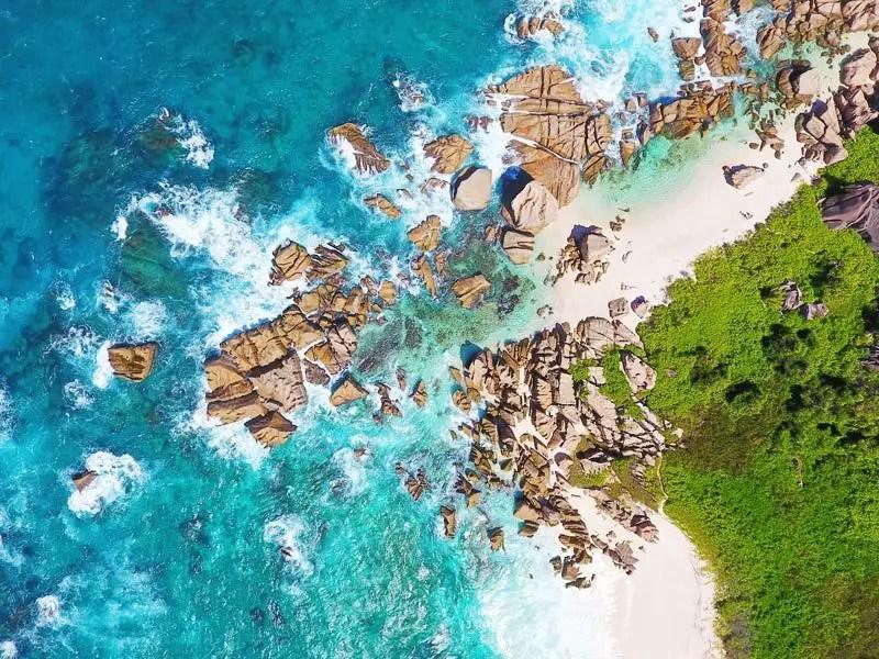La Digue Anse Marron – Seychellen Sehenswürdigkeiten