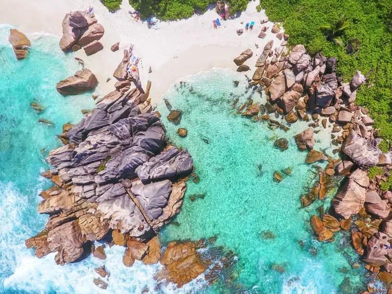 La Digue Anse Cocos – Seychellen Sehenswürdigkeiten