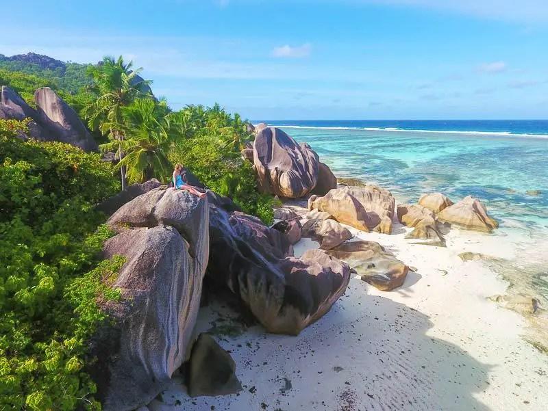 La Digue Anse Source Dargent – Seychellen Sehenswürdigkeiten