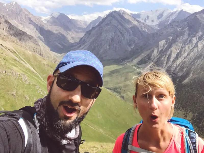 Jukku Pass Kirgistan