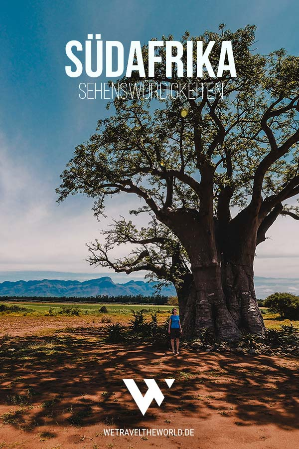 Die besten Südafrika Sehenswürdigkeiten, Tipps & Highlights #reiseziele #inspiration #roadtrip