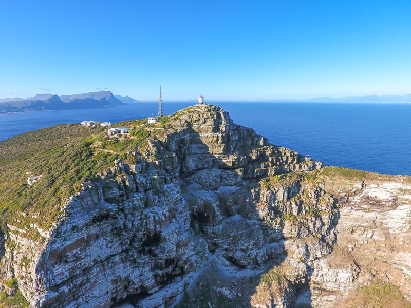 Attracties in Zuid-Afrika - Cape Point