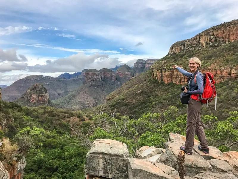 The Three Rondavels - Bezienswaardigheden en hoogtepunten in Zuid-Afrika