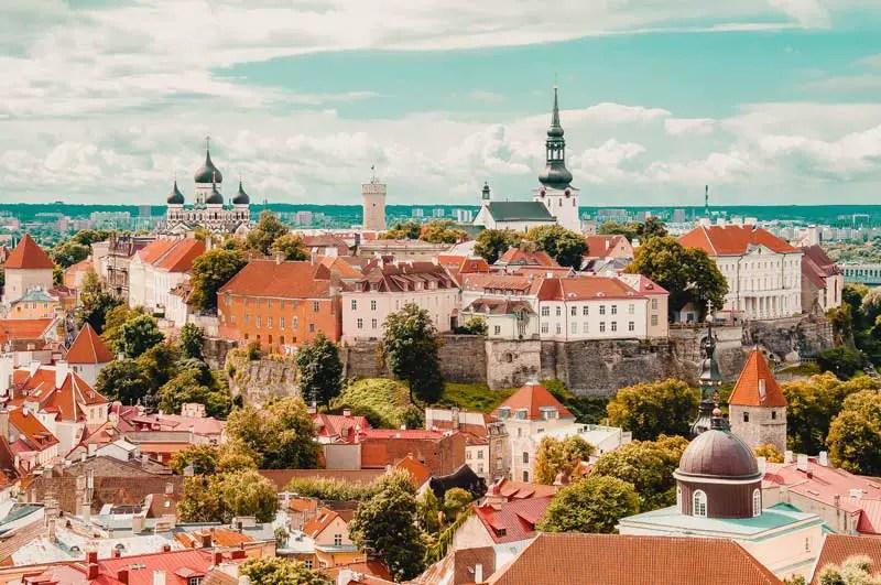 Tallinn Sehenswürdigkeiten Domberg
