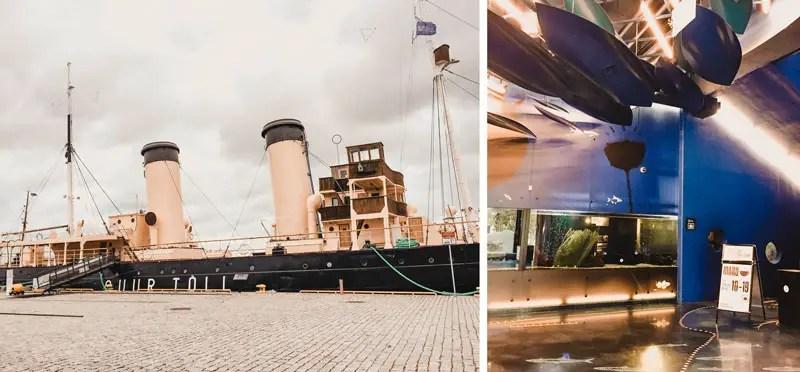 Tallinn Sehenswürdigkeiten Meeresmuseum