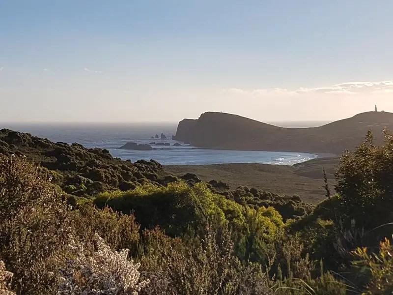 Tasmanien Küste