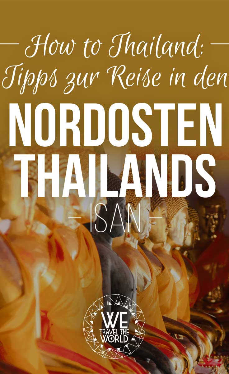 Thailand Reiseführer Nordosten Isan
