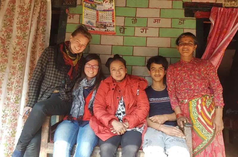 Trekking-Tour in Nepal – Weltentdeckerin Februar