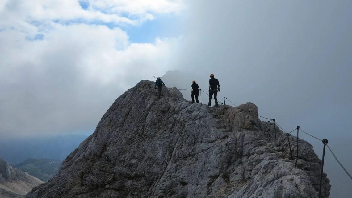 triglav besteigung slowenien