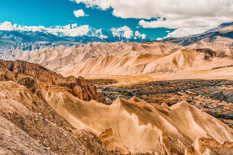 Trekking in Nepal – Upper Mustang