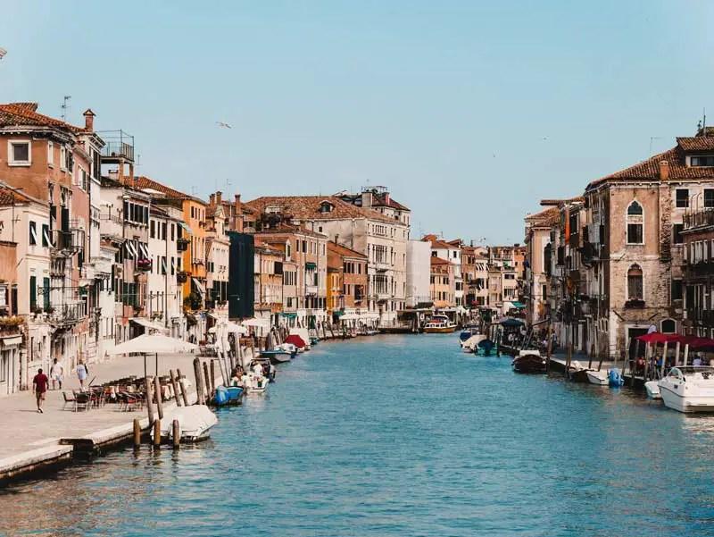 Venedig Sehenswürdigkeiten Cannaregio