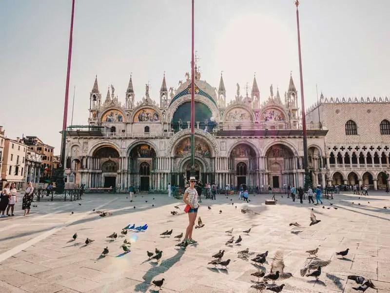 Venedig Sehenswürdigkeiten Markusdom
