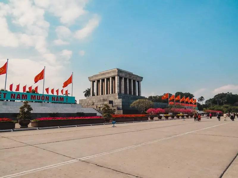 Hanoi – Vietnam Sehenswürdigkeiten – Vietnam Rundreise Highlights in 3 Wochen