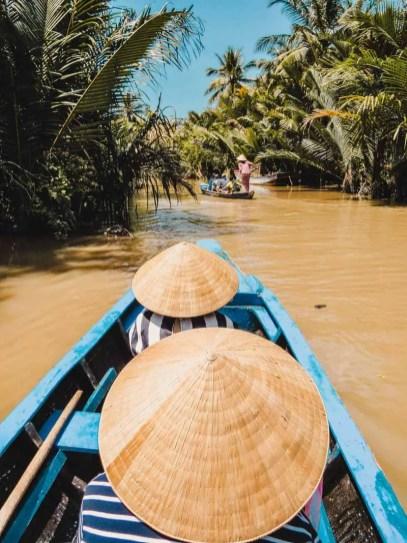 Mekong Delta – Vietnam Sehenswürdigkeiten – Vietnam Rundreise Highlights in 3 Wochen
