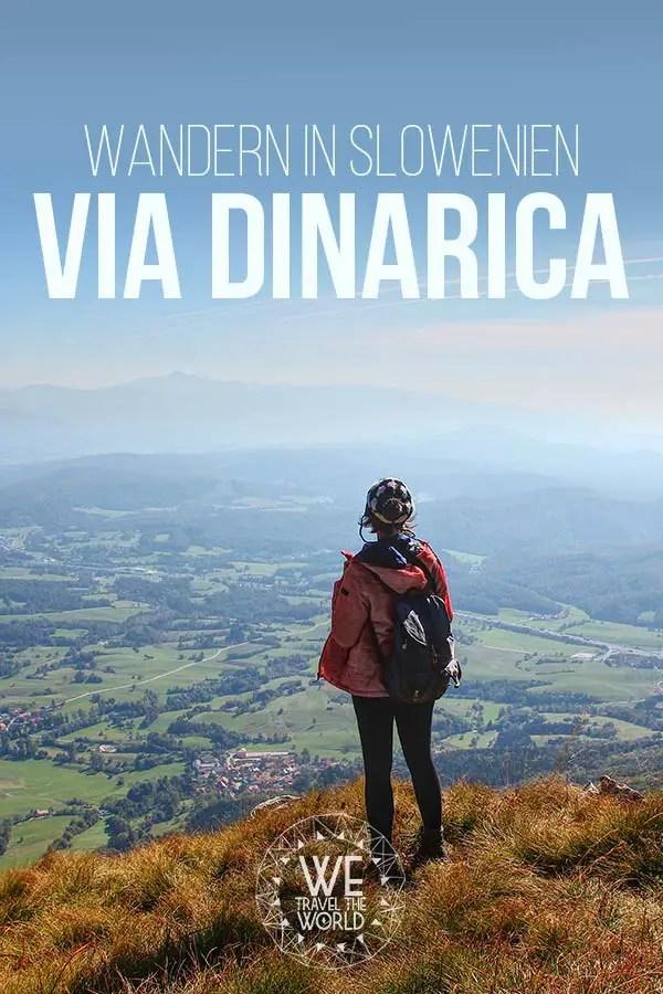 Wandern in Slowenien: Via Dinarica Erfahrungsbericht & Tipps #reisetipps #inspiration