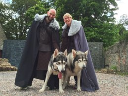 Highlights zwischen Dublin und Belfast game of thrones winterfell castle ward