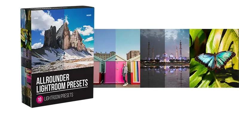 Lightroom Presets – Geschenke für Reisende – Reise Geschenkideen
