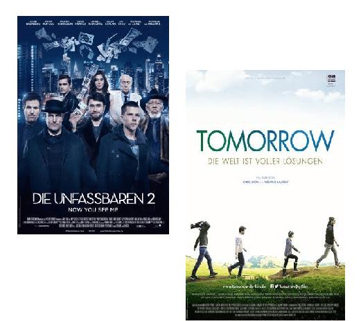 zwei Filme