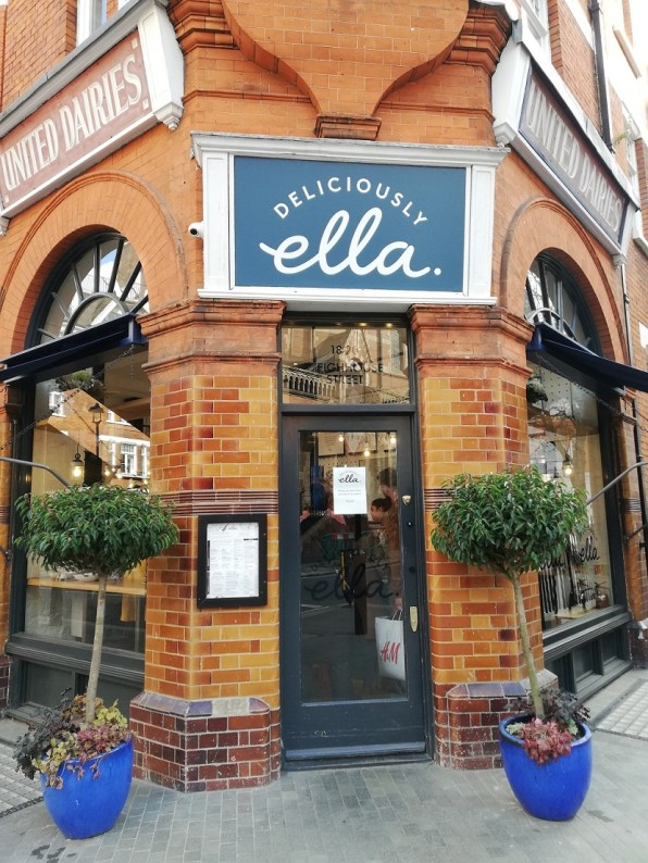 Deliciousely Ella in London