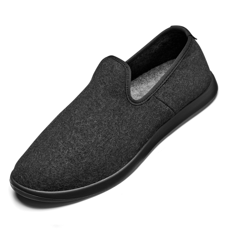 Allbirds: We Tried it! Allbirds_M_Wool_Lounger_BLACK_ANGLE